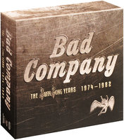 Bad Company. The Swan Song Years 1974-1982 (6 CD)