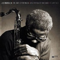 LP Joe Henderson. The State Of The Tenor,Vol.2 (LP)
