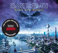 Iron Maiden. Brave new World (CD)
