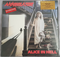 Annihilator. Alice In Hell (LP)