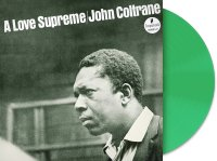 John Coltrane. A Love Supreme (LP)