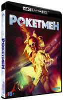 Рокетмен (Blu-Ray 4K Ultra HD) / Rocketman