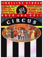 The Rolling Stones. Rock And Roll Circus (DVD + CD + Blu-Ray)