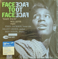 LP Baby Face' Willette. Face To Face (LP)