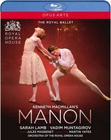 Blu-Ray James Macmillan. Manon