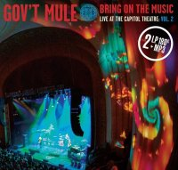 Gova't Mule. Bring On The Music - Live at The Capitol Theatre: Vol. 2 (2 LP)