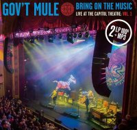 Gova't Mule. Bring On The Music - Live at The Capitol Theatre: Vol. 1 (2 LP)