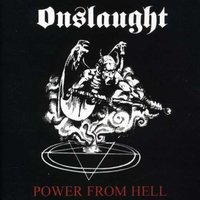 Onslaught. Power From Hell (CD)