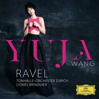 LP Yuja Wang. Ravel: Piano Concerto In G; Piano Concerto For The Left Hand/ Faure: Ballade In F Sharp (LP)