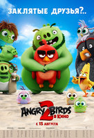 Angry Birds 2 в кино (DVD) / The Angry Birds Movie 2