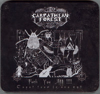 Carpathian Forest. Fuck You All !!!! (CD)