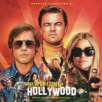 Original Motion Picture Soundtrack. Quentin Tarantino's Once Upon a Time in Hollywood (2 LP) / Саундтрек к фильму: Однажды в… Голливуде
