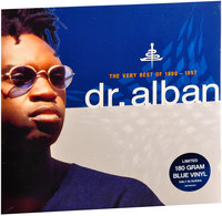 Dr. Alban. The Very Best Of 1990 - 1997 (Only in Russia) (LP)