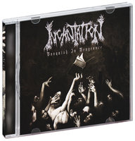 Audio CD Incantation. Vanquish In Vengeance