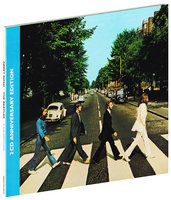 The Beatles. Abbey Road (50th Anniversary Edition / Deluxe) (2 CD)