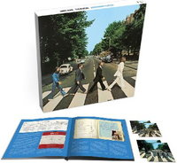 The Beatles. Abbey Road (50th Anniversary Edition) (3 CD + Blu-Ray)