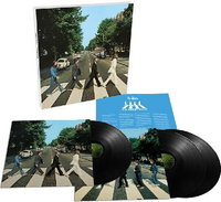 The Beatles. Abbey Road (50th Anniversary Edition) (3 LP)