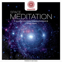 Audio CD Entspanntsein / Jens Buchert. Space Meditation (A Journey Into Deep Relaxing Ambient & Chillout Music)