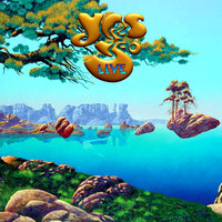 LP Yes. Yes 50 Live (Limited Edition) (LP)
