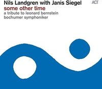Nils Landgren. Some Other Time (LP)