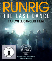 Blu-Ray Runrig. Best Of - The Last Dance - Farewell Concert