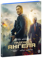 Падение ангела (Blu-Ray) / Angel Has Fallen