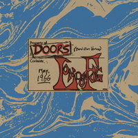 The Doors. London Fog 1966 (CD)