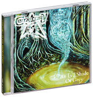 Cemetary. An Evil Shade Of Grey (CD)