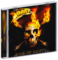 Sinner. Mask of Sanity (CD)
