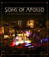 Blu-Ray Sons Of Apollo. Live With The Plovdiv Psychotic Symphony