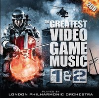 London Philharmonic Orchestra. The greatest video game music (2 CD)