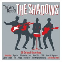 Audio CD The Shadows. Very Best of