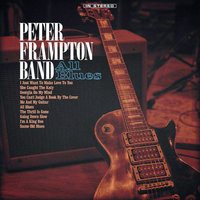 Peter Frampton Band. All Blues (2 LP)