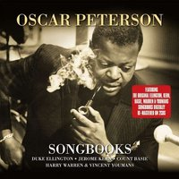 Audio CD Oscar Peterson. Songbooks