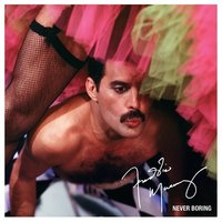 Freddie Mercury. Never Boring (LP)