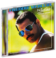 Freddie Mercury. Mr Bad Guy (CD)