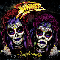 Audio CD Sinner. Santa Muerte