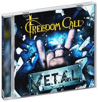 Freedom Call. M.E.T.A.L. (CD)