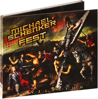 Audio CD Michael Schenker Fest. Revelation