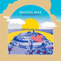 LP Grateful Dead. Saint Of Circumstance - Giants Stadium, East Rutherford, NJ 6/17/91 (Limited Edition) (LP)