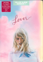 Audio CD Taylor Swift. Lover (Deluxe Edition #1)