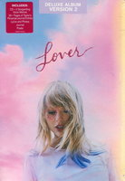 Audio CD Taylor Swift. Lover (Deluxe Edition #2)