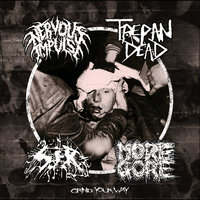 Audio CD Trepan'Dead / Nervous Impulse / S.I.R. / MoreGore. Grind Your Way