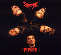 Dismember. Pieces (CD)