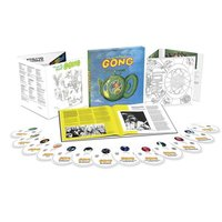 DVD + Audio CD Gong. Love From The Planet Gong (Deluxe Edition)