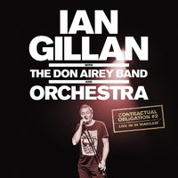 Audio CD Ian Gillan With The Don Airey Band. Contractual Obligation (Live In In Warsaw)