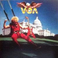 Audio CD Sammy Hagar. VOA
