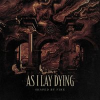 Audio CD As I Lay Dying. Shaped By Fire