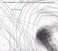 Arild Andersen. The Triangle (CD)