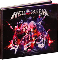 Helloween. United Alive in Madrid (3 CD)